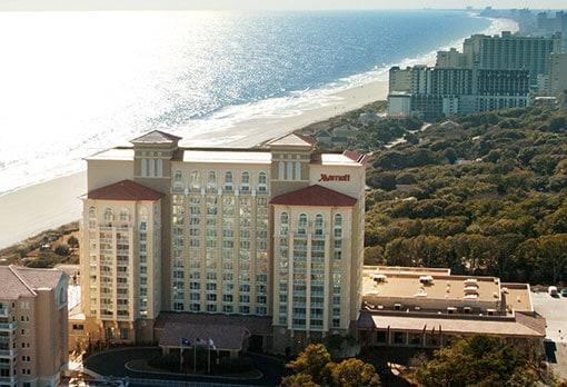 Image: Marriott Myrtle Beach, SC