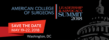 American College of Surgeons 2018 promo image